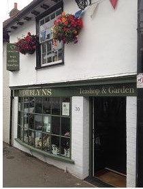 deblyns teashop and garden new romney